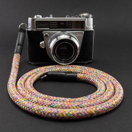 Kameragurt bunt - camerastrap colorful