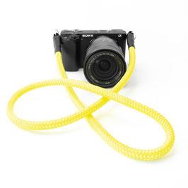 Kameragurt gelb - Camerastrap yellow