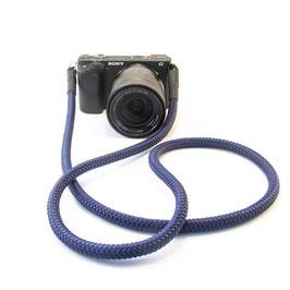 Kameragurt dunkelblau - Camerastrap darkblue