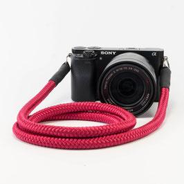 Kameragurt rot - Camerastrap red raspberry