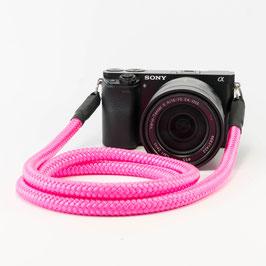 Kameragurt pink - Camerastrap pink