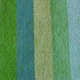Handtuch / Geschirrtuch grün gestreift