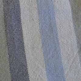 Handtuch / Geschirrtuch grau-blau