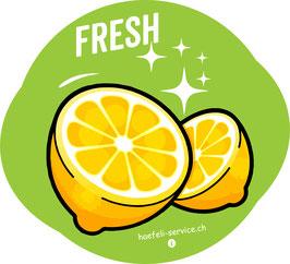 Haefeli`s Hygiene Maschinen Reiniger auf Basis reiner Zitronensäure