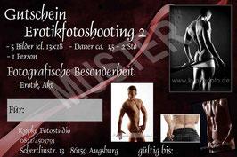 Unterwäsche Akt Fotoshooting