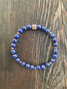 NEW YEAR Armband Lucky Blue