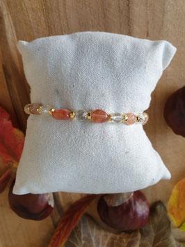 AUTUMN Armband Goldiger Herbst