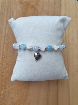 LOVE IS THE WAY Armband Frozen Love