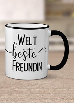 """Kaffeetasse """"Beste Freundin"""""""