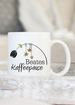 """Tasse """"Kaffeepause"""""""