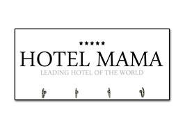 "Schlüsselbrett ""Hotel Mama"""