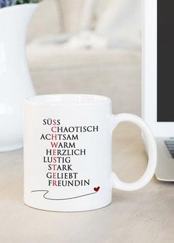 "Kaffeetasse ""Schwester"""