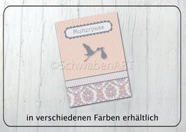 "Mutterpasshülle ""Klassisch Elegant"""