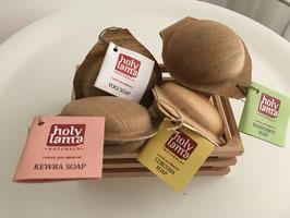 Holy Lama Naturals Ayurvedische zeep (keuze uit 4 geuren)