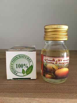 100% Pure Arganolie (koud- en handgeperst uit Marokko)