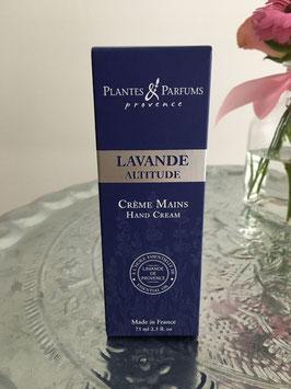 Lavendel handcreme - met shea butter en lavendelolie