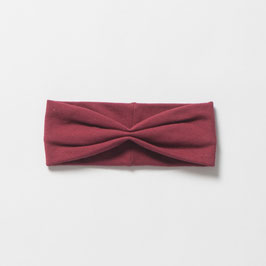 hair ribbon // KAMI red