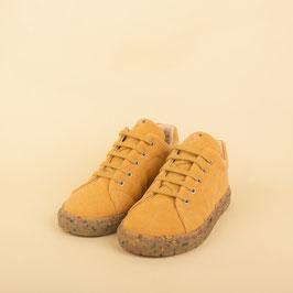 Kids Sneaker // ECO yellow
