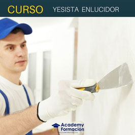 OFERTA! Curso Online de Yesista Enlucidor + Titulación Certificada
