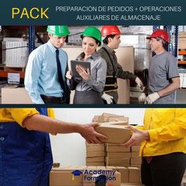 OFERTA! Cursos Online de Preparación de Pedidos + Operaciones Auxiliares de Almacenaje