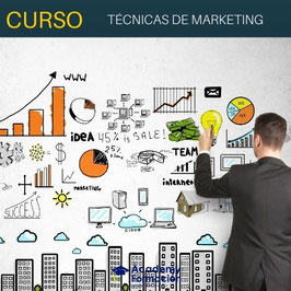 OFERTA! Curso Online de Técnicas de Marketing + Titulación Certificada