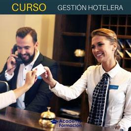 OFERTA! Curso Online de Gestión Hotelera + Titulación Certificada