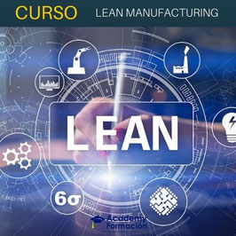 OFERTA! Curso Online de Lean Manufacturing + Titulación Certificada