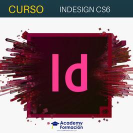 OFERTA! Curso Online de InDesign CS6 + Titulación Certificada