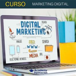 OFERTA! Curso Online de Marketing Digital + Titulación Certificada