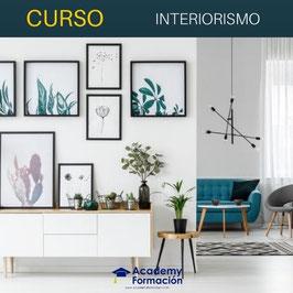 OFERTA! Curso Online de Interiorismo + Titulación Certificada