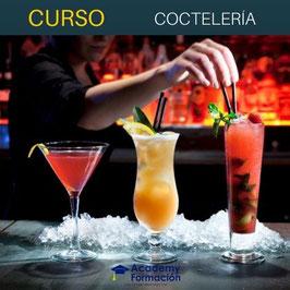 OFERTA! Curso Online de Coctelería + Titulación Certificada