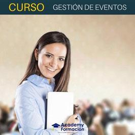 OFERTA! Curso Online de Gestión de Eventos + Titulación Certificada