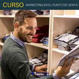 OFERTA! Curso Online de Marketing en el Punto de Venta + Titulación Certificada