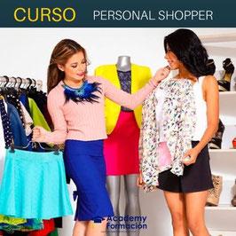 OFERTA! Curso Online de Personal Shopper + Titulación Incluida