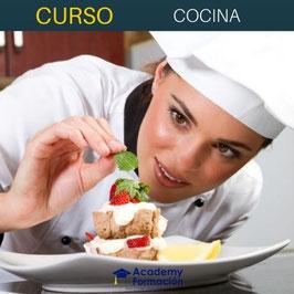 OFERTA! Curso Online de Cocina + Titulación Certificada
