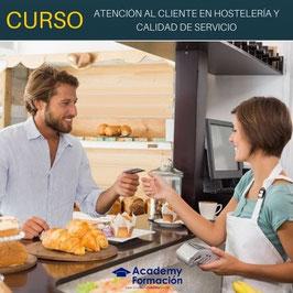 OFERTA! Curso Online de Atención al Cliente en Hostelería y Calidad de Servicio + Titulación Certificada