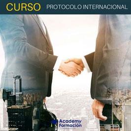 OFERTA! Curso Online de Protocolo Internacional + Titulación Certificada