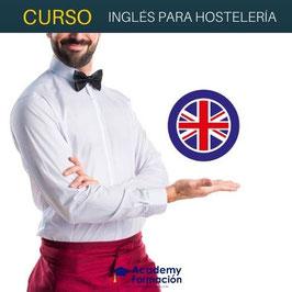 OFERTA! Curso Online de Inglés para Hostelería + Titulación Certificada
