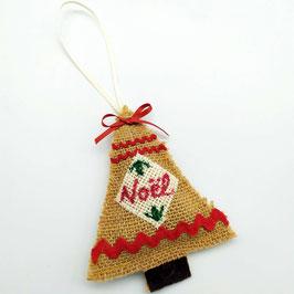 Décoration de Noël - sapin