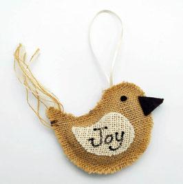 Décoration de Noël - oiseau