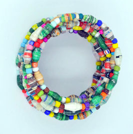 Bracelet multicolore L