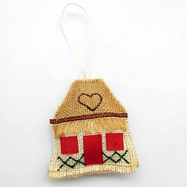 Décoration de Noël - maisonnette