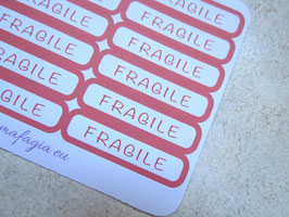 Stickers - Fragile