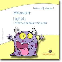 Monster Logicals - Leserätsel
