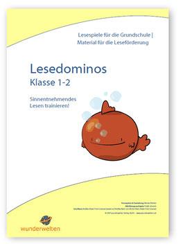 Lesedominos für die 1. - 2. Klasse