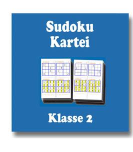 Sudoku - Kartei  für die fächerübergreifende Förderung