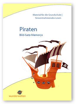 Piraten: Bild-Satz-Memorys