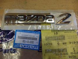n°ma455 insigne coffre mazda 2 dd3251720