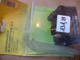 n°l188 boitier prechauffe ax berlingo saxo zx 306