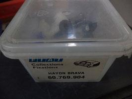 n°fv326 kit agrafe et fixation brava hayon 60769904